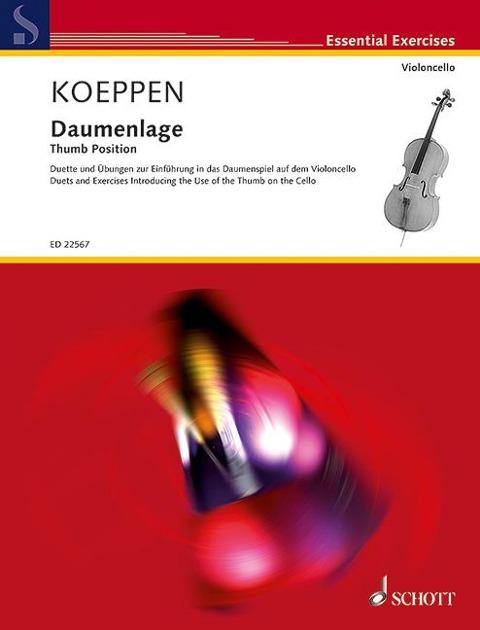 Daumenlage - Gabriel Koeppen