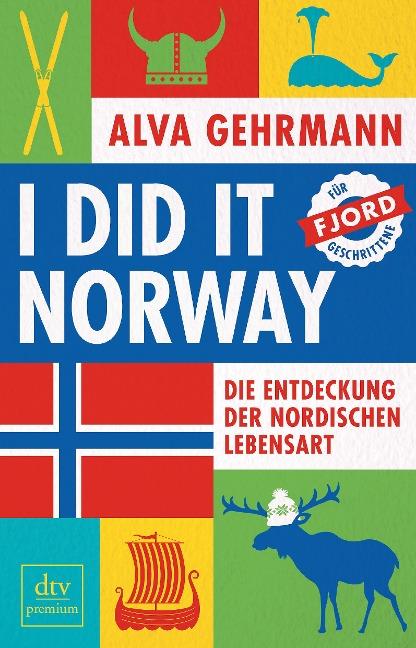 I did it Norway! - Alva Gehrmann