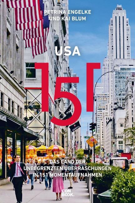 USA 151 - Kai Blum, Petrina Engelke