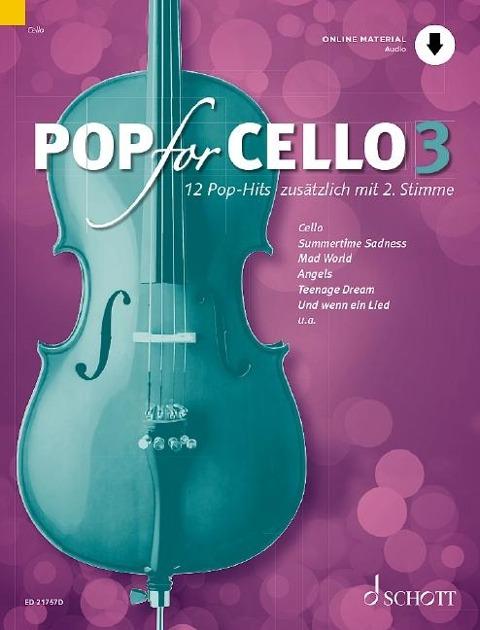 Pop for Cello -