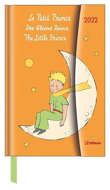 Der kleine Prinz 2022 Taschenkalender 10x15 - Antoine de Saint-Exupéry