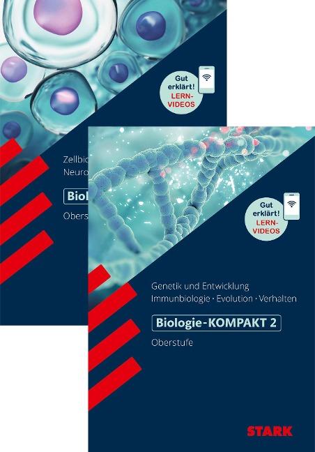 STARK Biologie-KOMPAKT - Band 1 und 2 - Hans-Dieter Triebel