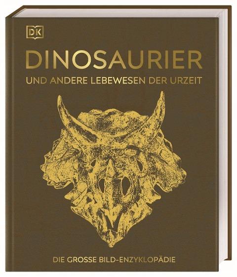 Dinosaurier und andere Lebewesen der Urzeit -