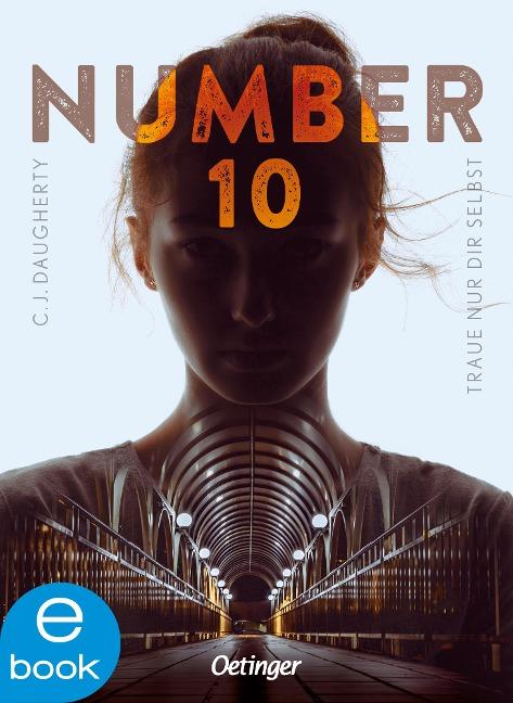 Number 10 (1) - C. J. Daugherty