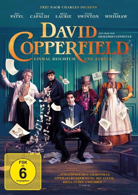 David Copperfield - Einmal Reichtum und zurück -