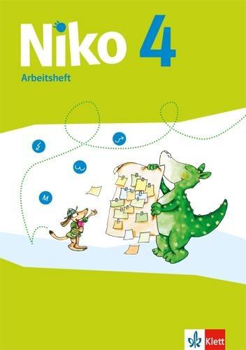 Niko Sprachbuch 4. Schuljahr. Arbeitsheft -