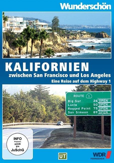 Kalifornien - zwischen San Francisco und Los Angeles - Eine Reise auf dem Highway 1 - Wunderschön! -