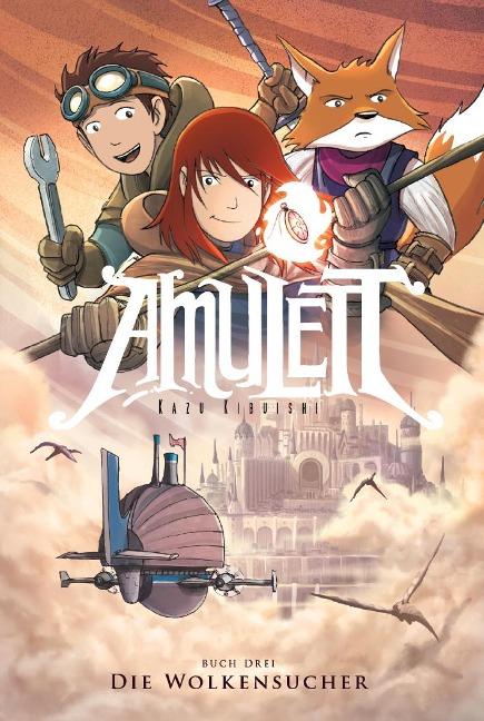 Amulett 3 - Kazu Kibuishi