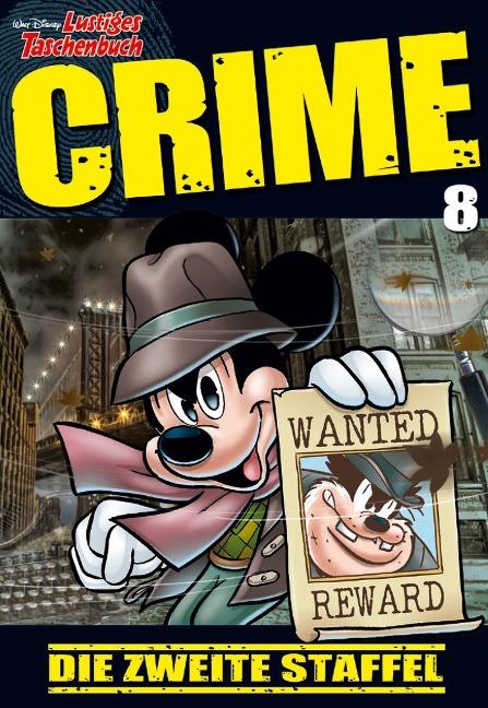 Lustiges Taschenbuch Crime 08 - Disney