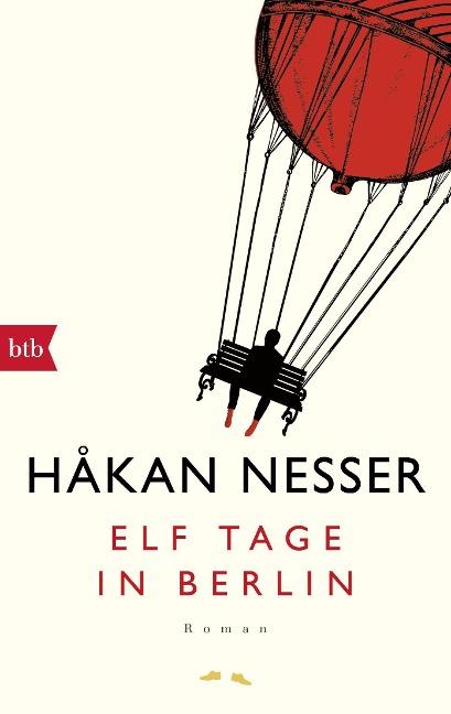 Elf Tage in Berlin - Håkan Nesser