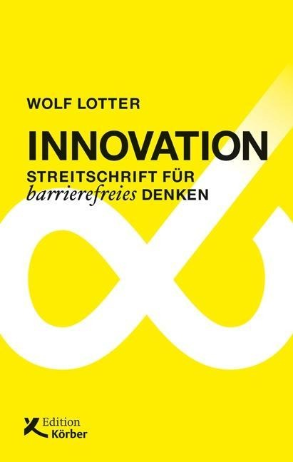 Innovation - Wolf Lotter
