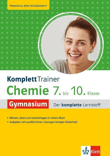KomplettTrainer Gymnasium Chemie 7. - 10. Klasse -