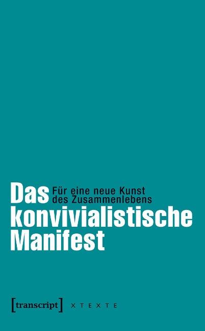 Das konvivialistische Manifest -