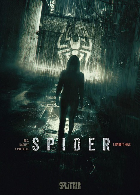 Spider. Band 1 - Christophe Bec, Giles Daoust