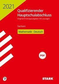 STARK Qualifizierender Hauptschulabschluss 2021 - Mathematik, Deutsch - Sachsen -