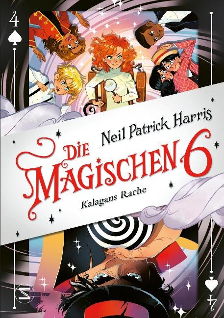 Die Magischen Sechs - Kalagans Rache - Neil Patrick Harris