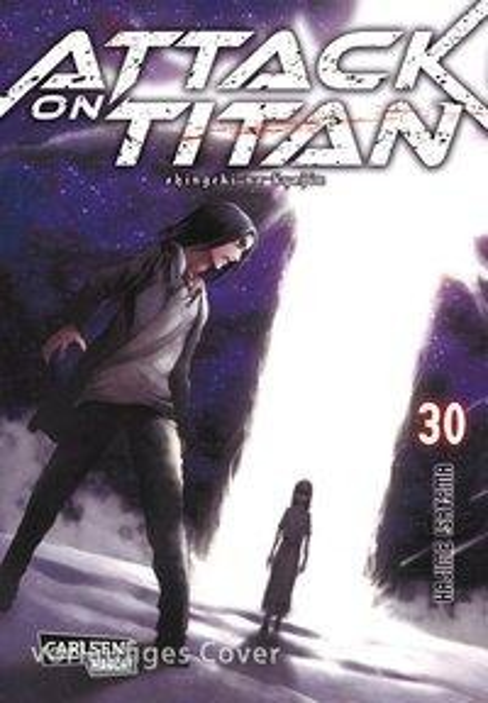 Attack on Titan 30 - Hajime Isayama