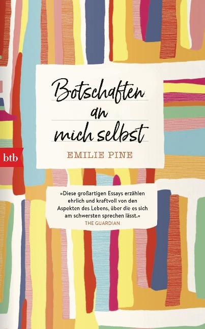 Botschaften an mich selbst - Emilie Pine