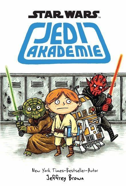 Star Wars Jedi Akademie - Jeffrey Brown