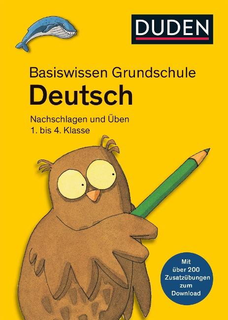 Basiswissen Grundschule - Deutsch 1. bis 4. Klasse - Angelika Neidthardt