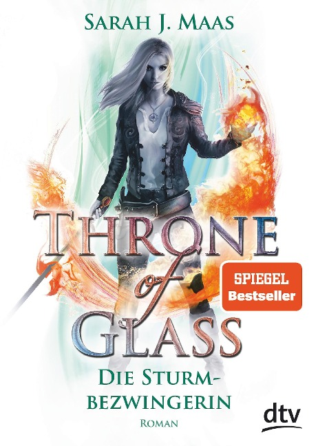 Throne of Glass 5 - Die Sturmbezwingerin - Sarah J. Maas