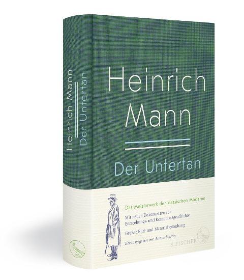 Der Untertan - Heinrich Mann