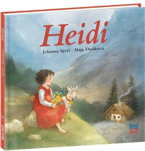 Heidi - Johanna Spyri