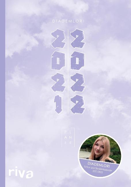 Diademlori - Schülerkalender und Studienkalender 2021/2022 - Diademlori