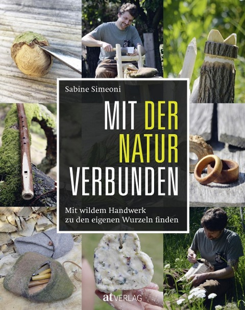 Mit der Natur verbunden - Sabine Simeoni