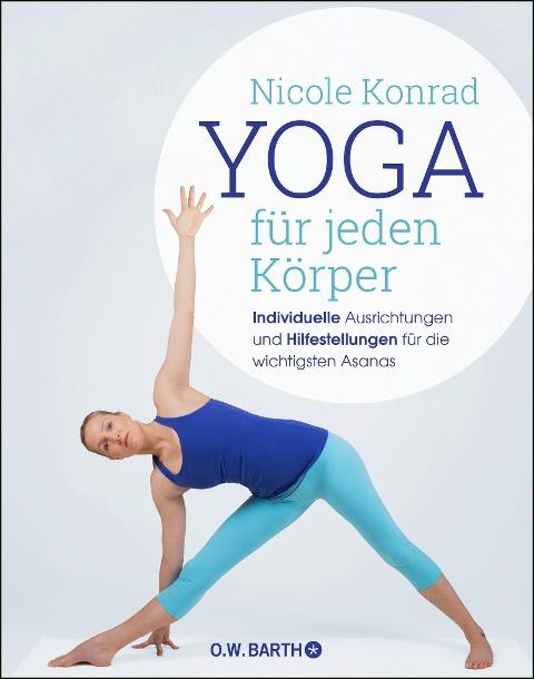 Yoga für jeden Körper - Nicole Konrad