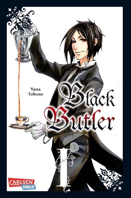 Black Butler 01 - Yana Toboso