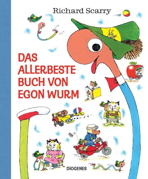 Das allerbeste Buch von Egon Wurm - Richard Scarry