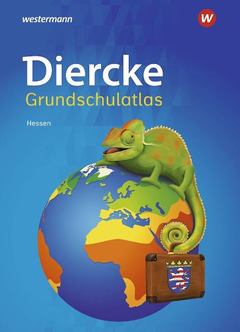 Diercke Grundschulatlas. Ausgabe 2021 für Hessen -