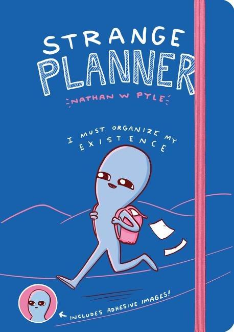 Strange Planner - Nathan W. Pyle
