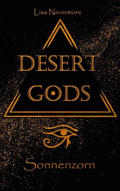Desert Gods - Lisa Nevermore