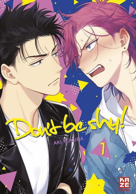 Don't be shy! - Band 1 - Aki Yukura
