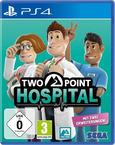 Two Point Hospital (PlayStation PS4) -