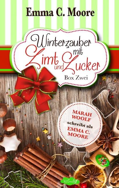 WinterZauber mit Zimt und Zucker - Emma C. Moore, Marah Woolf