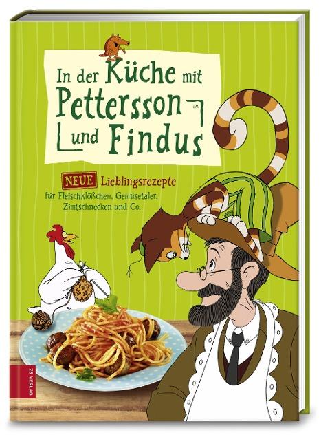 In der Küche mit Pettersson und Findus -