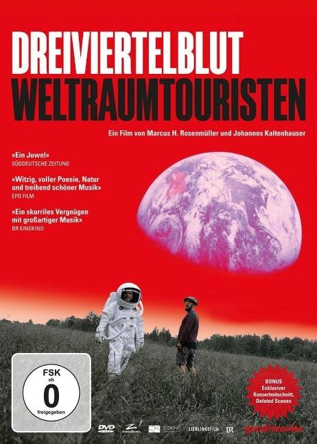 Dreiviertelblut - Weltraumtouristen -