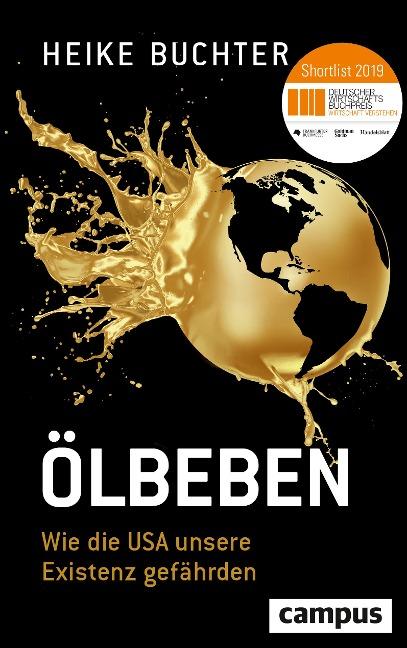 Ölbeben - Heike Buchter