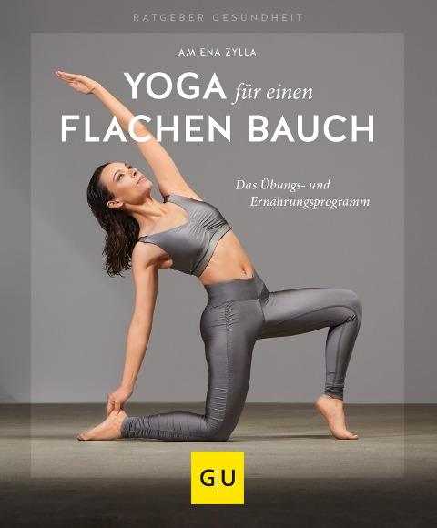 Yoga für einen flachen Bauch - Amiena Zylla