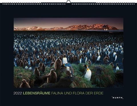 Lebensräume - Fauna und Flora der Erde 2022 -