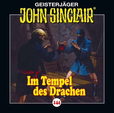 John Sinclair - Folge 144 - Jason Dark