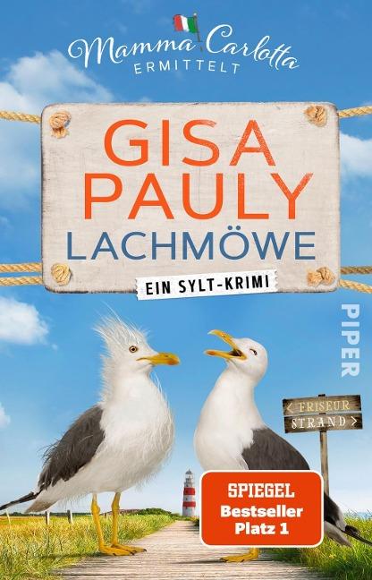 Lachmöwe - Gisa Pauly