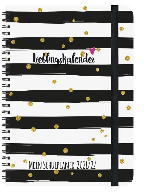 Schülerkalender Lieblingskalender 2021/2022 -