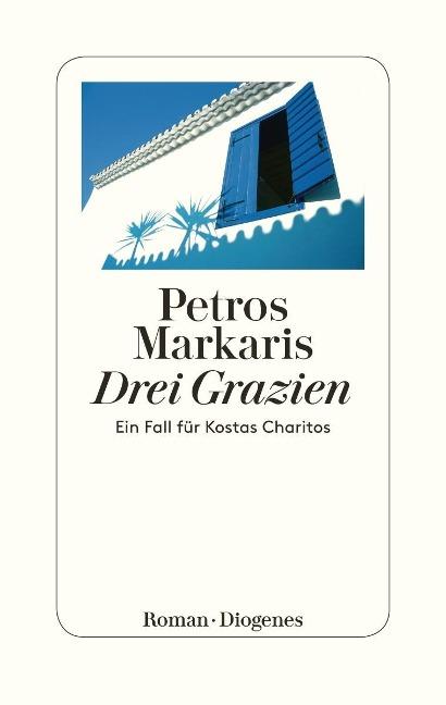 Drei Grazien - Petros Markaris