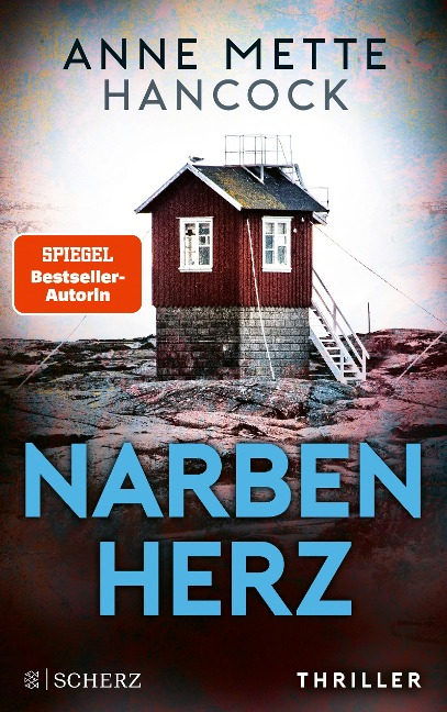 Narbenherz - Anne Mette Hancock