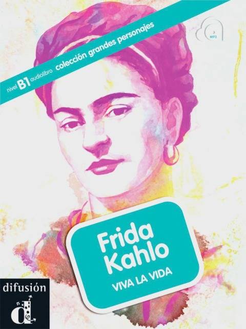 Kahlo. Buch mit Audio-CD -