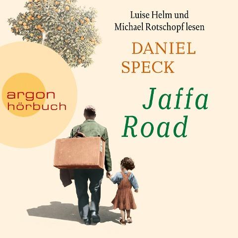 Jaffa Road (Gekürzt) - Daniel Speck